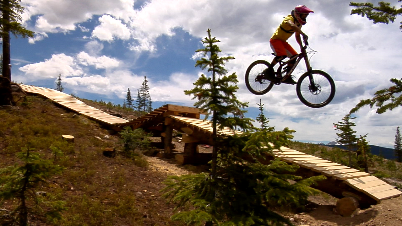 First Ride: Cruel and Unusual Trail at Trestle Bike Park