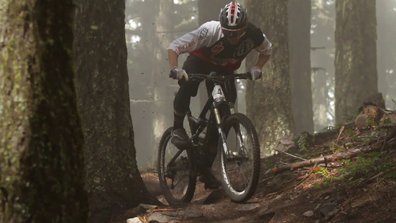 Racing the 2013 Specialized S-Works Enduro