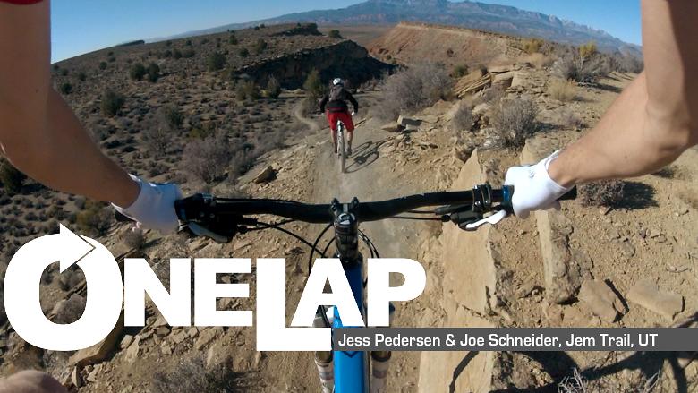 ONE LAP: Jem Trail, Hurricane, Utah