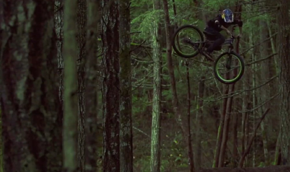 MUST WATCH VIDEO: Anthony Messere Shredding Vancouver Island