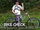 Pro Bike Check: Adam Brayton's Hope Factory Racing Specialized S-Works Demo 8