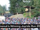 Brandon Semenuk's Winning Run from Red Bull Joyride 2013 at Crankworx