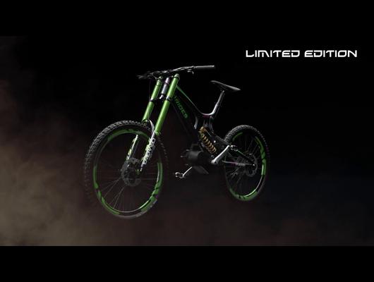 Electric Santa Cruz V10c DH Bike? KRANKED E-RIDES