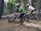 Singletrack Slaying Ladies in Oregon