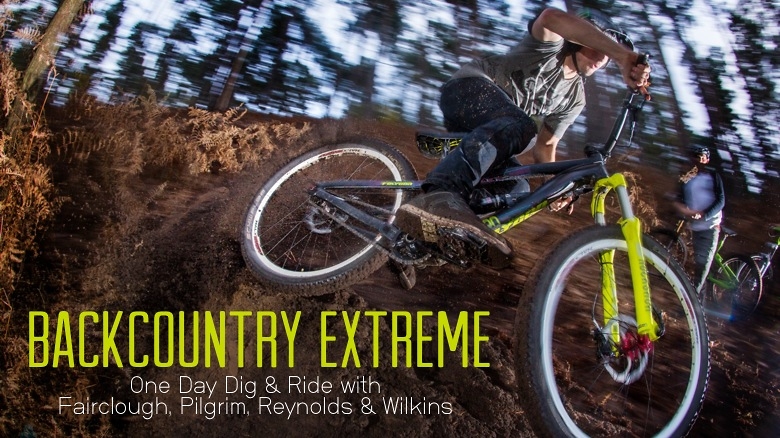 """Fairclough, Pilgrim, Reynolds and Wilkins """"Backcountry"""" Extreme - S4P"""