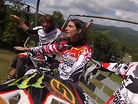 Steve Peat and Josh Bryceland Helmet Cam from Windham - This is Peaty