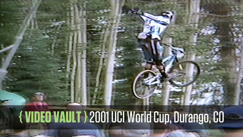 World Cup Downhill and Dual from Durango, CO 2001, Alpha Project