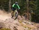 Mitch Ropelato Gets Fat - Specialized Fatboy Riding Near Tahoe