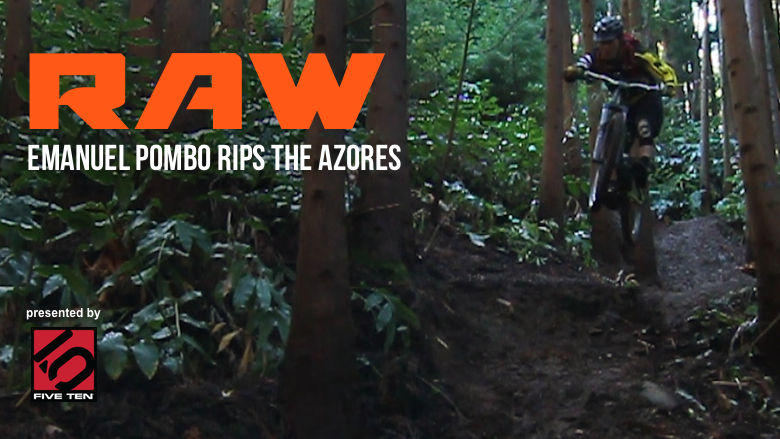 Vital RAW - Emanuel Pombo Ripping the Azores