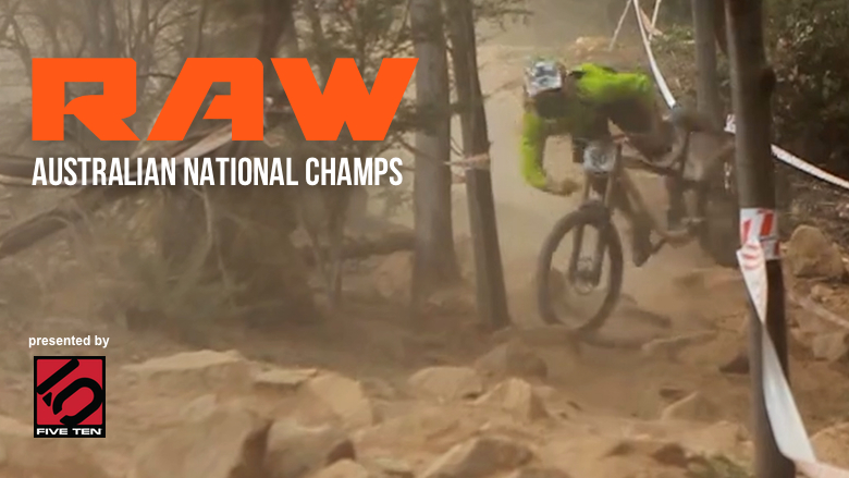 Vital RAW - Australian National Champs DH