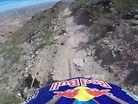Aaron Gwin's GoPro Helmet Cam Run from Bootleg Canyon