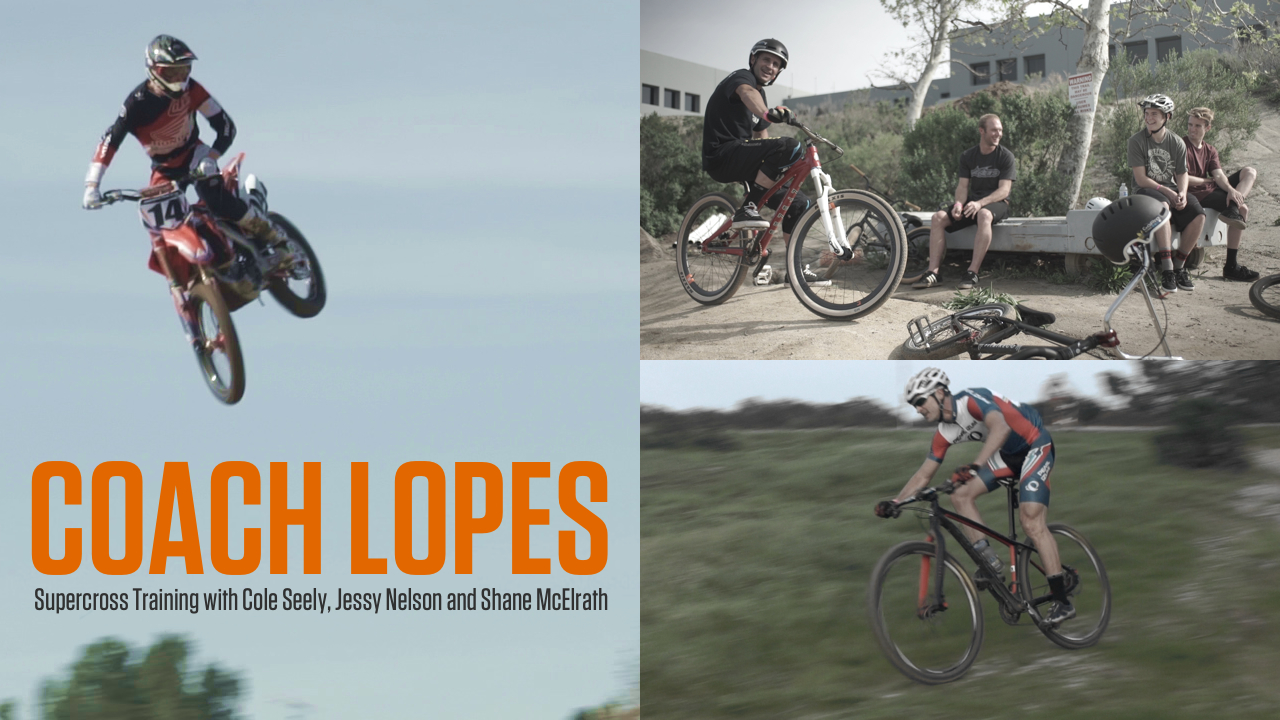 Coach Lopes - Supercross Training with Cole Seely, Jessy Nelson and Shane McElrath