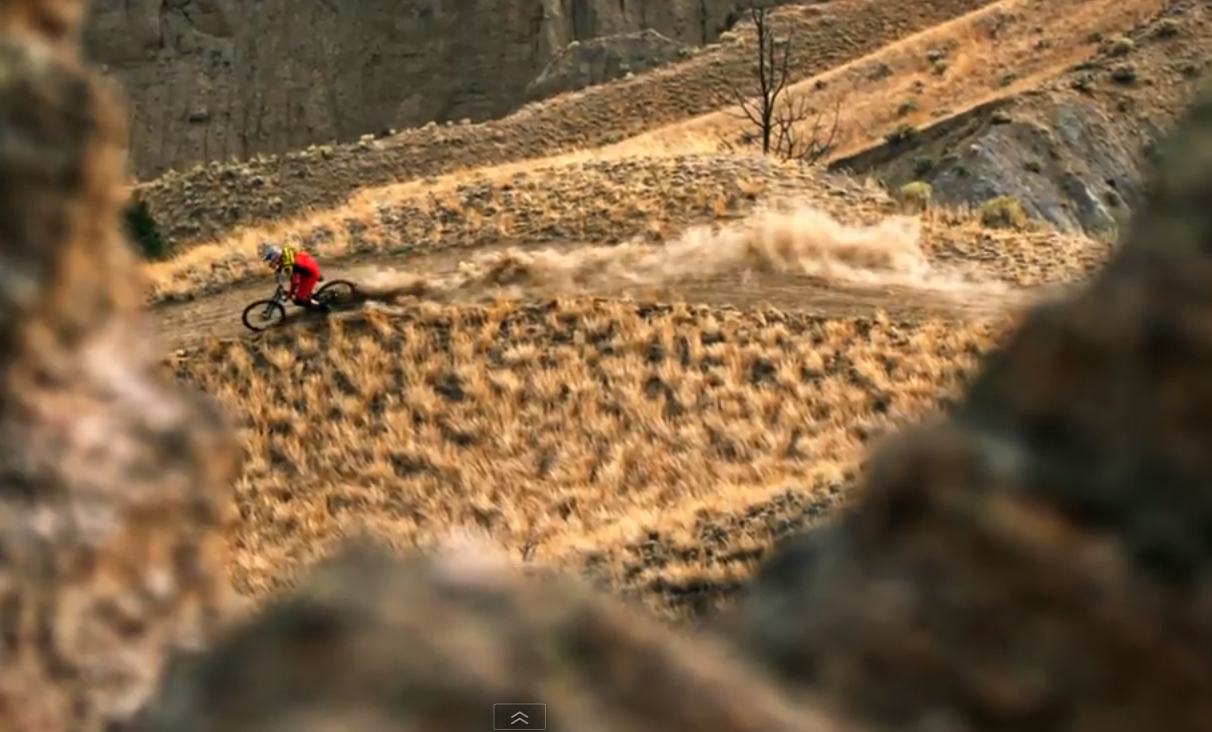 Stevie Smith and Brook MacDonald Hauling Ass into Nasty, High-Speed Drifts