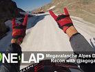 ONE LAP - Iago Garay,  Megavalanche Alpe D'Huez Recon