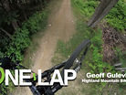 ONE LAP - Geoff Gulevich, Highland Bike Park