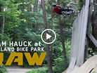 Vital RAW - Adam Hauck at Highland Mountain Bike Park