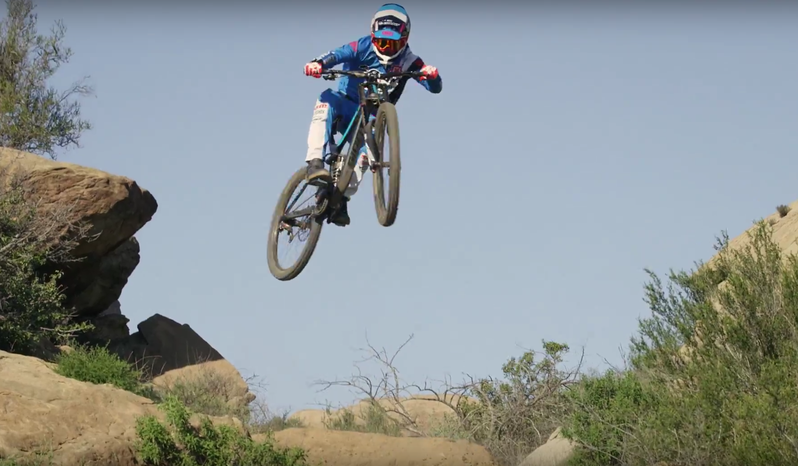Short but Sweet - 2016 Giant Factory Off-Road Team Intro Video