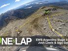 ONE LAP - Enduro World Series, Argentina, Stage 3 - Josh Lewis & Iago Garay