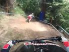 Helmet Cam from Cairns World Cup with Claudio Caluori!