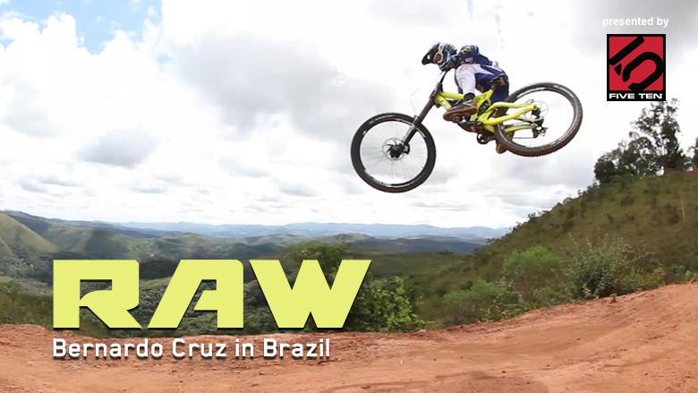 Vital RAW - Bernardo Cruz Blazing in Brazil