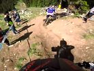 HELMET CAM - Claudio and Peaty in Lenzerheide
