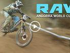 Vital RAW - Andorra World Cup Berm Blasting