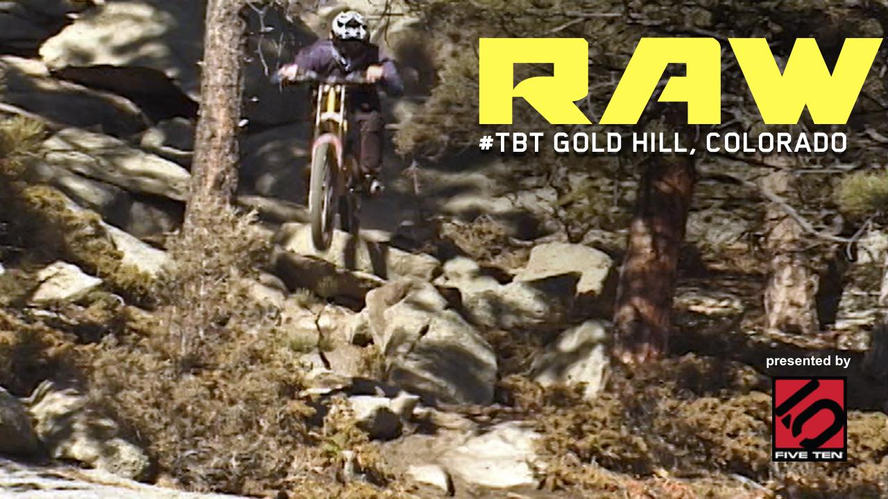 Vital RAW - #TBT Gold Hill, Colorado, 2001