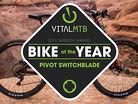 2016 BIKE OF THE YEAR - Vital MTB Shreddy Awards
