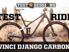 TEST RIDE - Devinci Django Carbon 29 from 2017 Test Sessions