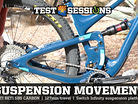 SUSPENSION - Yeti Beti SB5 Carbon from Test Sessions