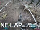 Slippin' and Slidin' with Luca Cometti, Pro GRT Windrock - ONE LAP
