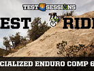 TEST RIDE - Specialized Enduro Comp 650b from Test Sessions