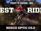 TEST RIDE - Norco Optic C9.2 from Test Sessions