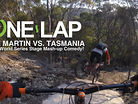 SVEN MARTIN VS. TASMANIA - Enduro World Series Stage Mash-up Comedy