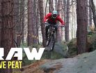 Vital RAW - Steve Peat - Flat Pedals and a Trail Bike at Wharncliffe Woods