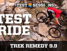 TEST RIDE - Trek Remedy 9.9 from Test Sessions