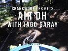 ONE LAP - Iago Garay Rips the Air DH at Crankworx Les Gets