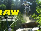 Crazy-Fast Downhill - Vital RAW from Crankworx Les Gets