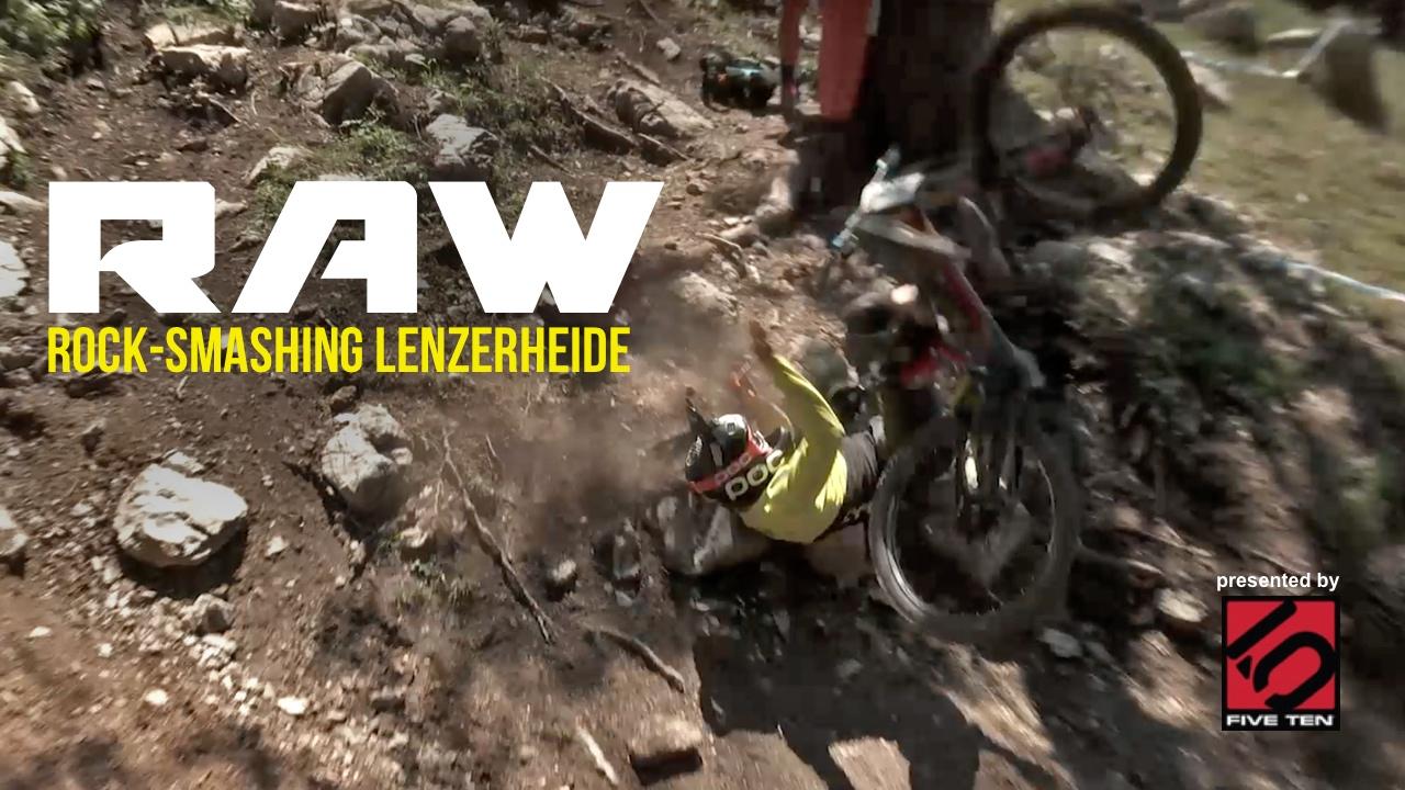 ROCK-SMASHING DH! Vital RAW - Lenzerheide World Cup