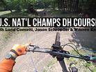 The Best of Everything or I'm Sorry Wheels! U.S. Nat'l Champs Pro DH Course at Snowshoe