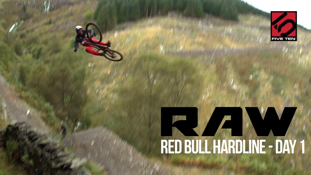 Vital RAW - Red Bull Hardline Day 1