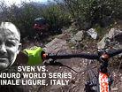 SVEN MARTIN VS. FINALE LIGURE - Enduro World Series Stage Mash-up Comedy