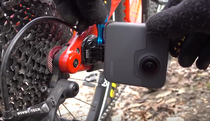Seth's Bike Hack's Says No Go to the GoPro Fusion 360 Camera