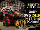 First Look: Bell's $95 MIPS Trail Helmet, The 4Forty