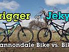 Cannondale Trigger or Jekyll? Bike vs. Bike