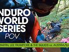 ENDURO WORLD SERIES POV - Sven Martin & Lee Trumpore vs. Austria / Slovenia