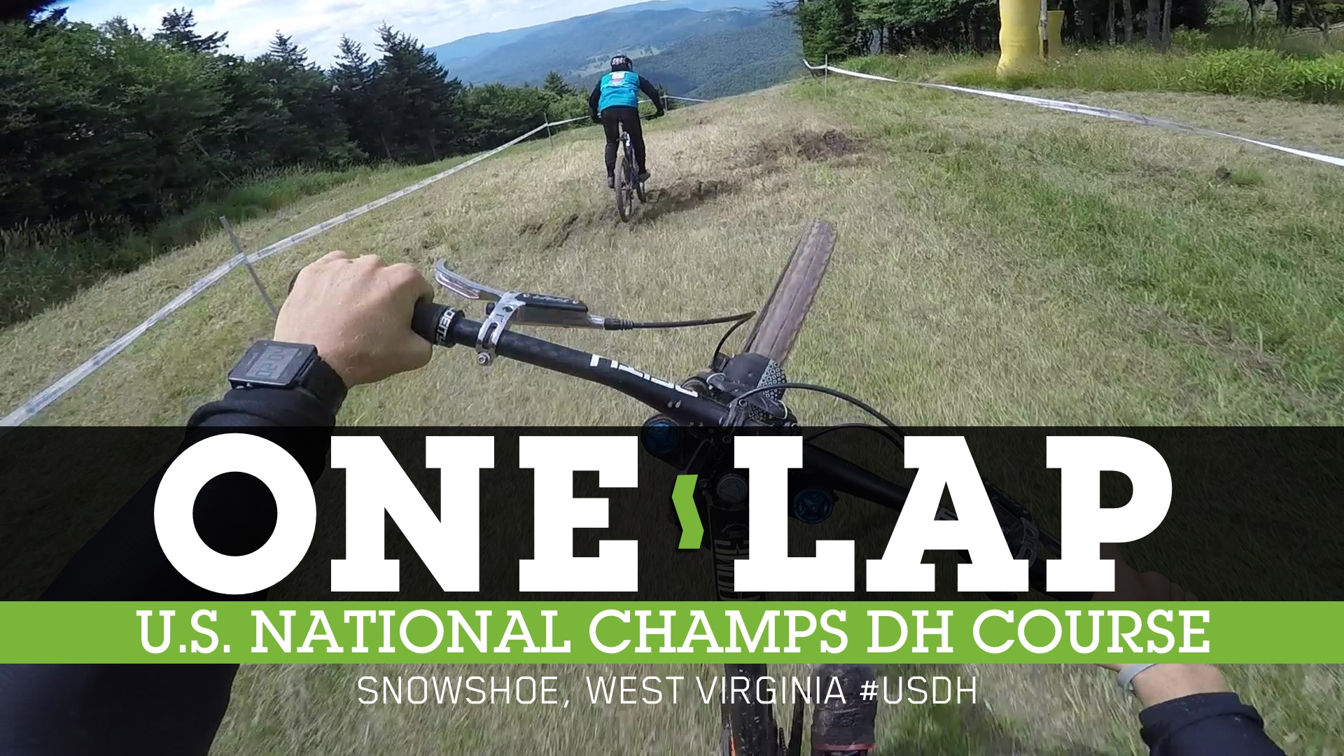COURSE PREVIEW - U.S. National Champs Downhill