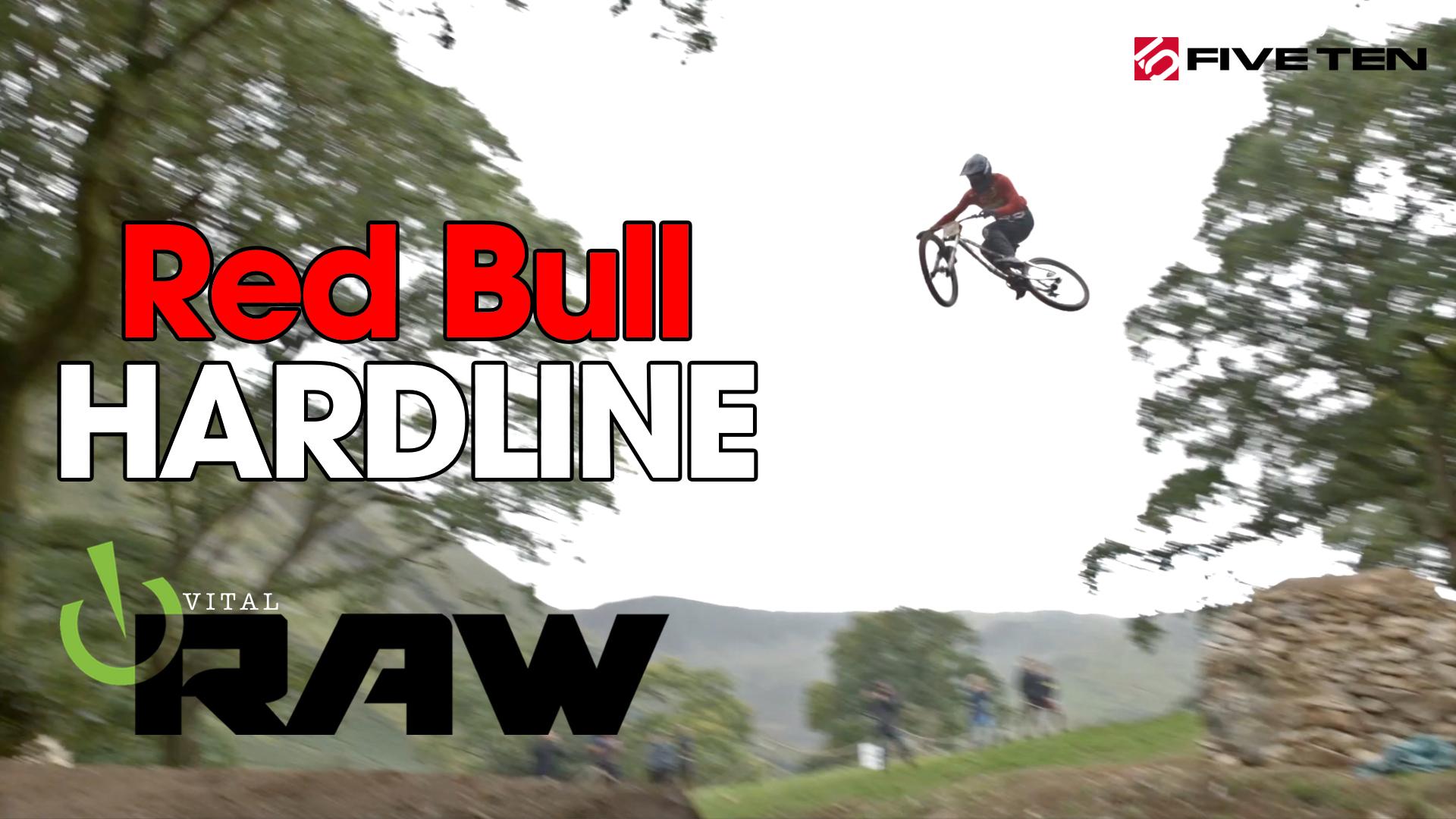 RED BULL HARDLINE - Vital RAW