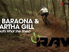 Vital RAW - That's What She Shred - Bex Baraona and Martha Gill