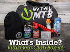 What's Inside? Vital Gear Club Box #6